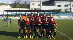 Linares B en un partido de copa | Palabra de Fútbol