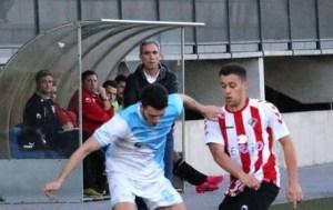 Simarro en el último partido en casa | Fernando Cano