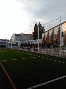 La afición del Begíjar arropó a su equipo ante el Mogón | Begíjar CF