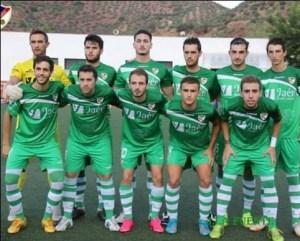 Once anterior el Linares Deportivo B