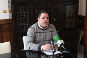 Víctor Torres, alcalde de Martos | Diario Jaén