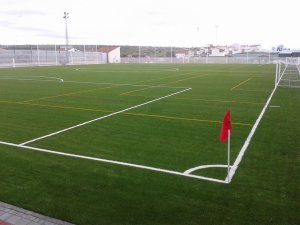 Campo de fútbol de Begíjar   Google