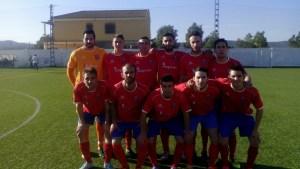 Once del Guarromán ante el Baeza CF | UD Guarromán