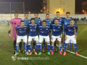 Once del Linares ante el Arroyo | Linares Deportivo