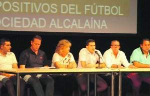 Representación de la nueva directiva | Alcalá Enjoy