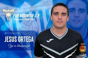 Jesús Ortega | Fuensanta CF