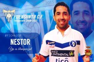 Néstor | Fuensanta CF