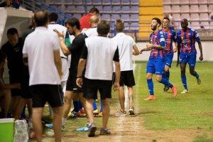 Willy celebra el segundo de los extremeños | Extremadura UD