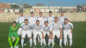 Titulares ante el CD Navas | Villargordo CF