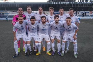 Once ante el Hispania | CD Villanueva