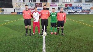 Capitanes y árbitros en la Juventud | Luis Verdejo