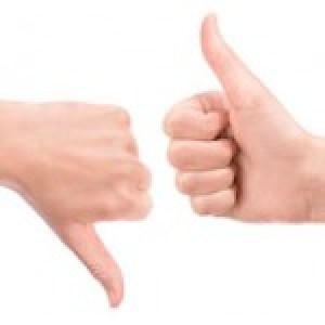 Group logo of Thumbs up/ Thumbs down