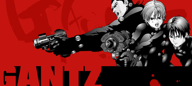 Resultado de imagen para gantz manga