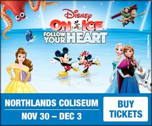 Disney on Ice Edmonton