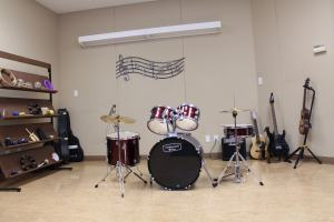 Be Brave Ranch Music Room