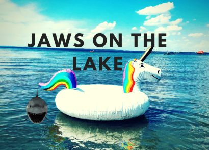 Watch Jaws at Sylvan Lake this Summer!