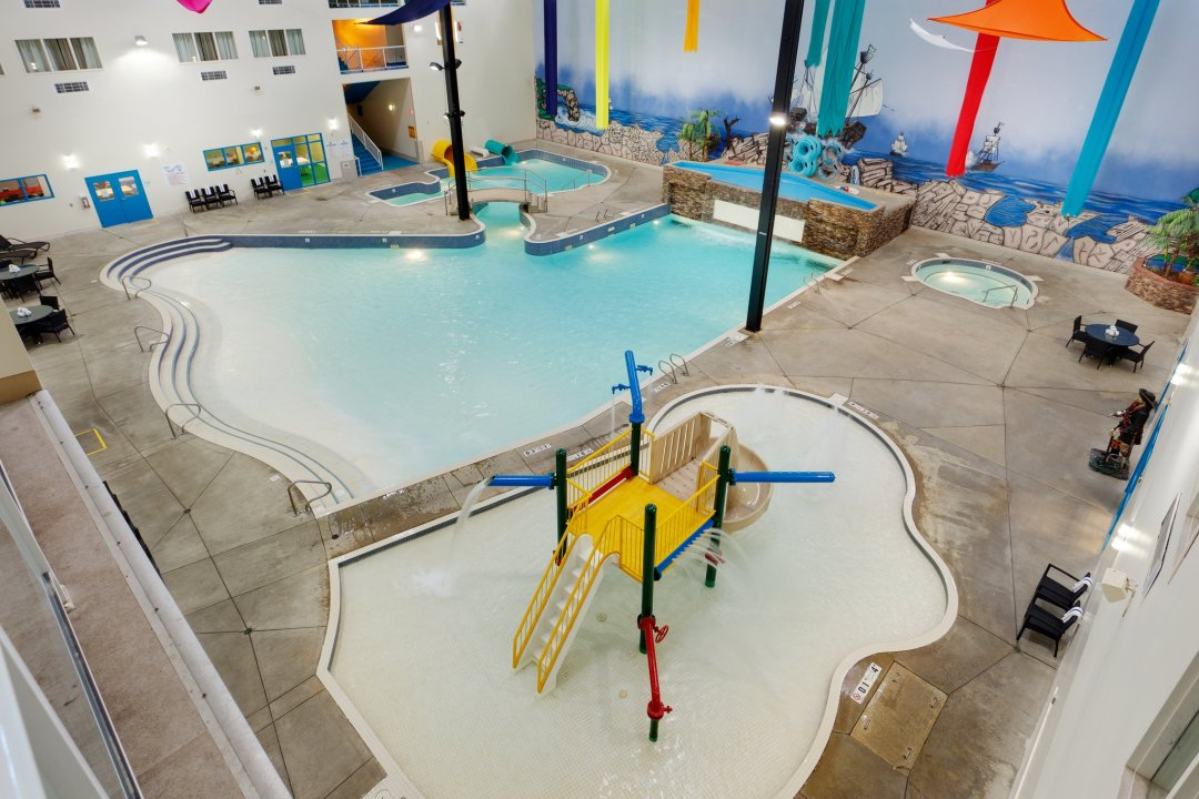 Hotels With Awesome Pools Across Alberta That Kids Will Love