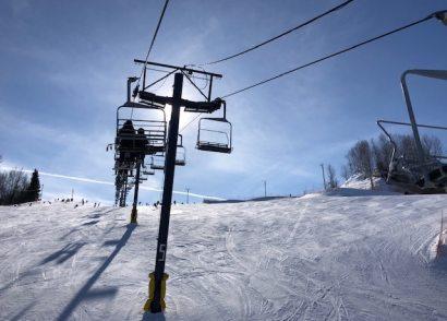 Beginner Skiing at Rabbit Hill Snow Resort