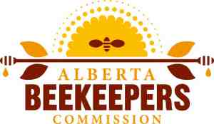 alberta beekeepers commission logo