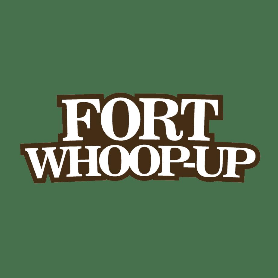 fort whoop up logo