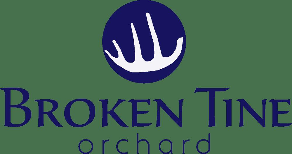 broken tine orchard logo