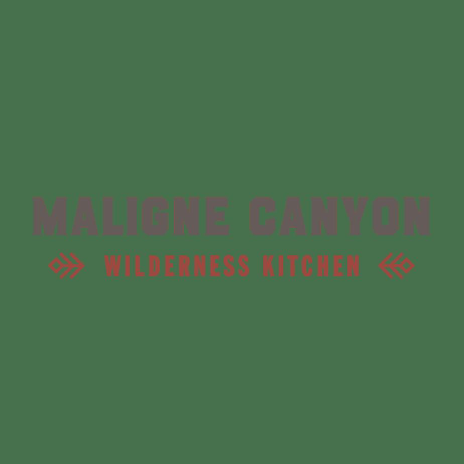 maligne canyon wilderness kitchen logo