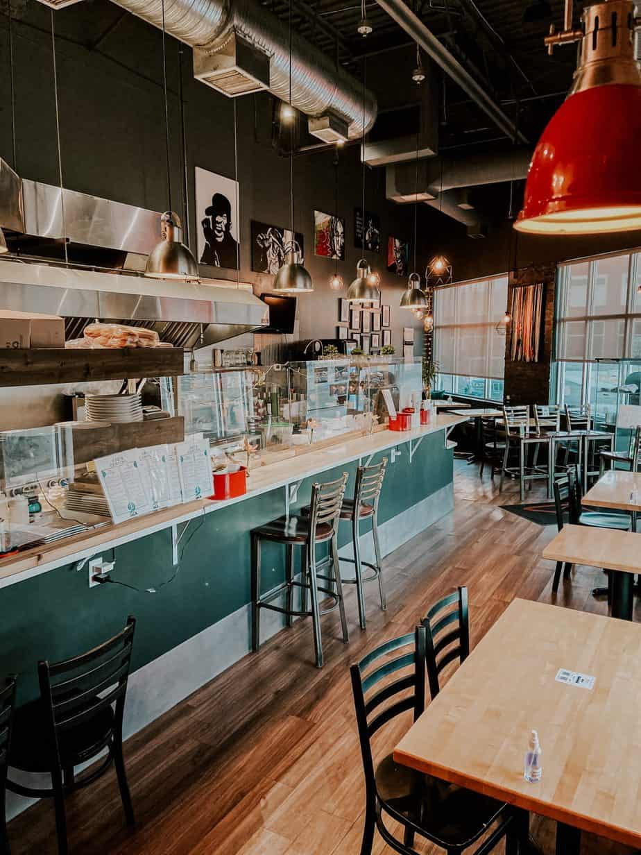 Read more about the article Abe's Modern Diner