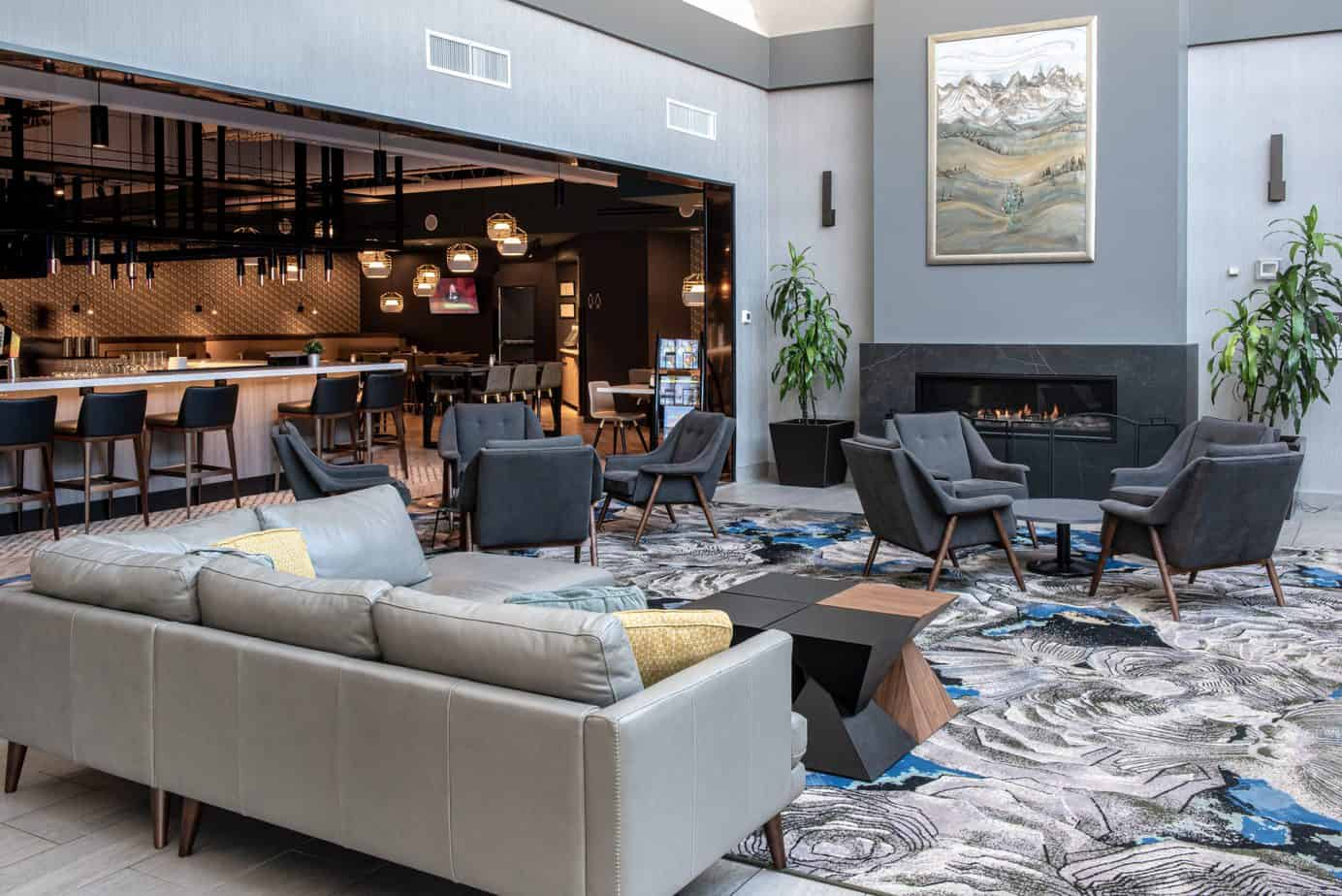 Read more about the article Delta Hotels by Marriott Calgary South