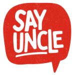 say uncle logo