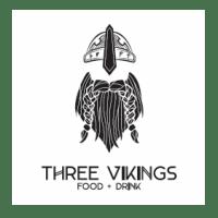 Three Vikings Food + Drink