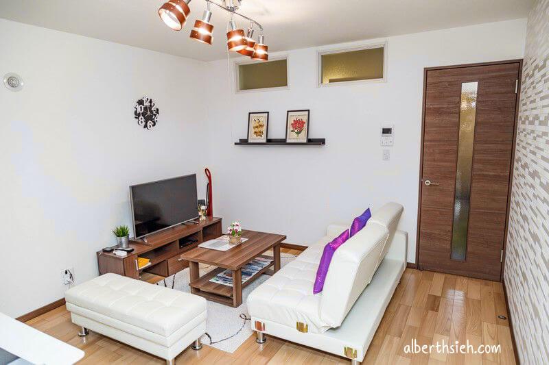 37Sq舒適單臥室公寓.福岡民宿(住宿寬敞乾淨舒適交通便利)