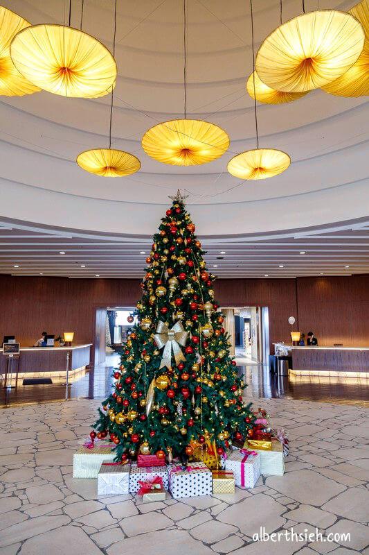 福岡住宿.海鷹希爾頓飯店(Hilton Fukuoka Sea Hawk)(遠眺電視塔,近看福岡巨蛋)