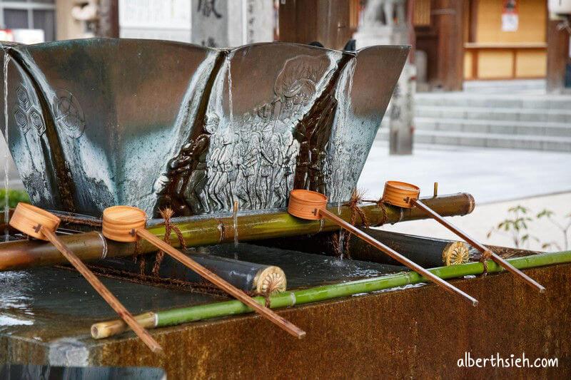 櫛田神社.九州福岡景點(博多總鎮守祇園山笠超豪華絢麗)