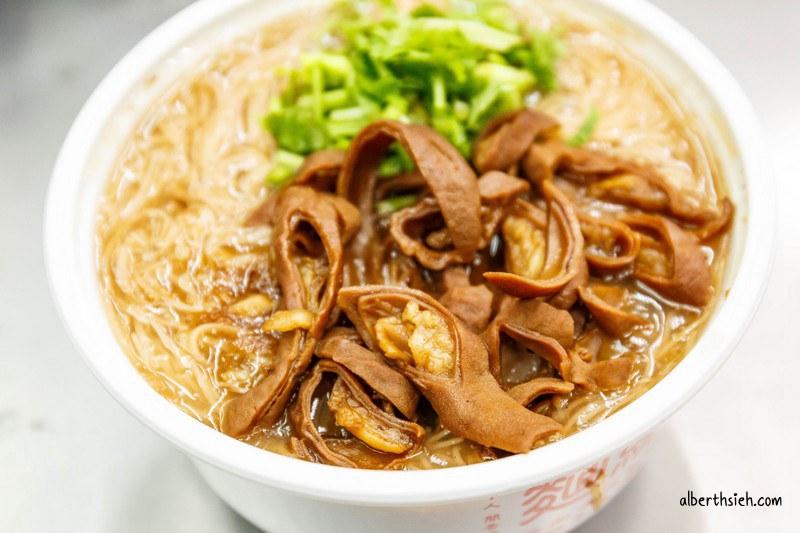 麵線王.桃園南平市場美食