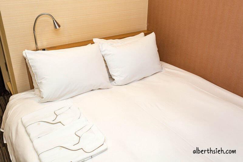 名古屋住宿.the b nagoya hotel(地鐵東山線榮站只要3分鐘,價錢平價的舒適飯店)