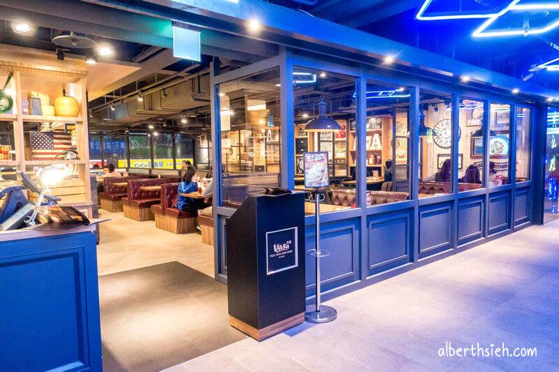 ATT筷食尚.桃園美食百貨(火車站前美食旗艦店,超過50家品牌餐廳進駐)20170614更新