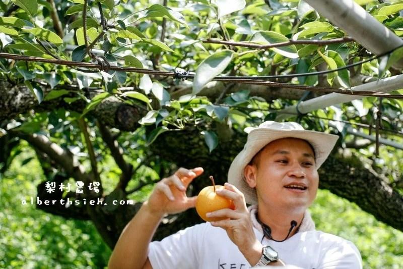 【農產體驗】新竹新埔.南平社區(梨村水梨,天一農場體驗)
