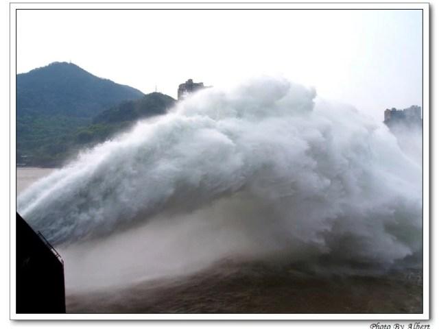 【桃園旅遊景點】桃園大溪.石門水庫(小洩洪)