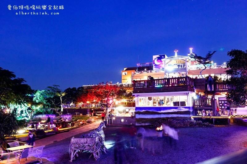 南投市.夜景景觀餐廳