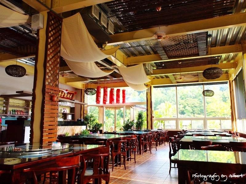 慈湖觀景台餐廳:內部