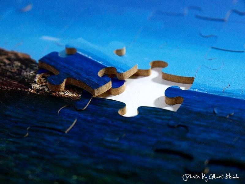 【體驗】雲端印刷網.客製化木質拼圖(拼出專屬於自己的影像)