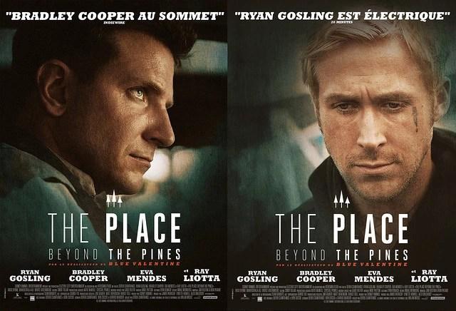 【電影影評】末路車神(The Place Beyond the Pines)(一個決定就決定一個人的人生)