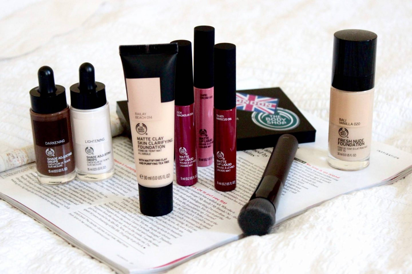 Testing Beauty Fresh Products Animal