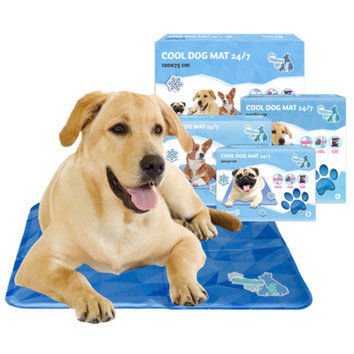 tapis rafraichissant pour chien coolpets