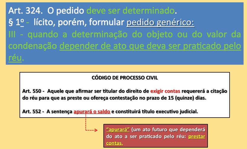 Pedido genérico ou indeterminado no Novo CPC/2015 - Curso de Prática Forense Prof Alberto Bezerra