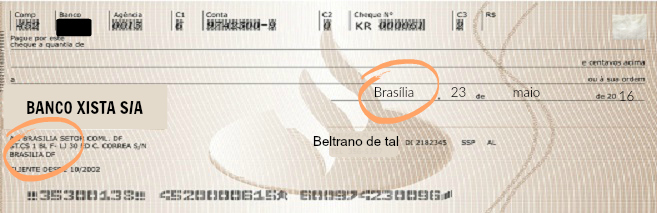 Prazo de Execução de Cheque - Mesma praça |Prof Alberto Bezerra