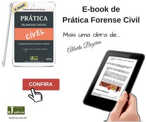 Ebook Prática da Petição Inicial Cível: Conforme Novo CPC Alberto Bezerra