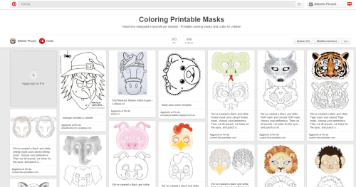 coloring_printable_masks