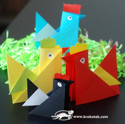 hen_origami
