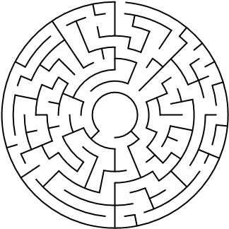 Maze Generator Generatore Di Labirinti Stampabili Maestro Alberto